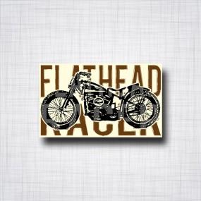 Flathead Racer
