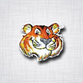 Sticker Tigre Esso