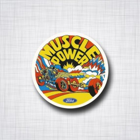 Muscle Power FORD