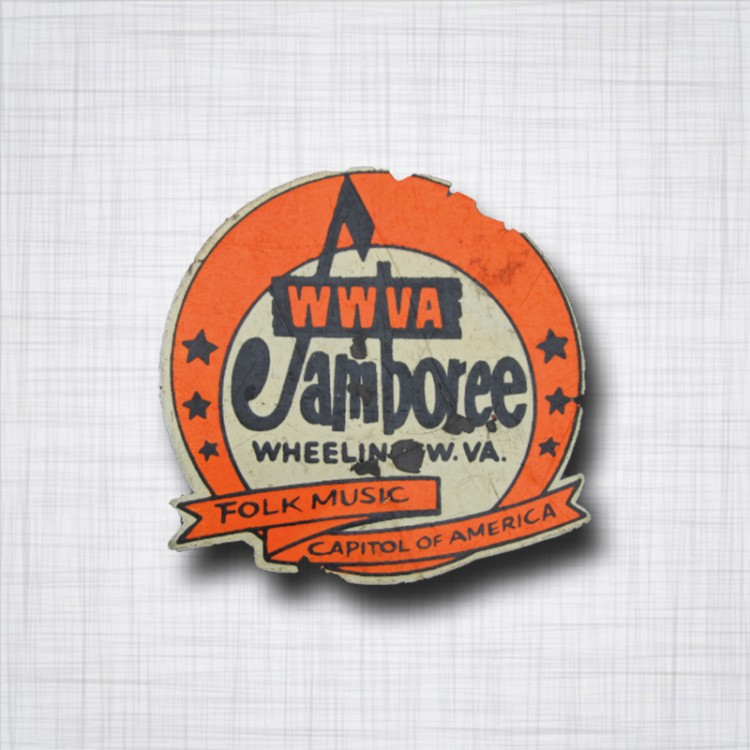 WWVA Jamboree usé