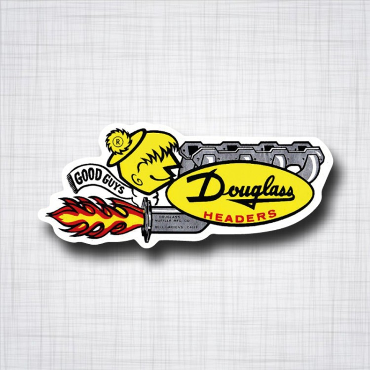 Douglas Headers