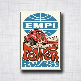 Empi Power Rules