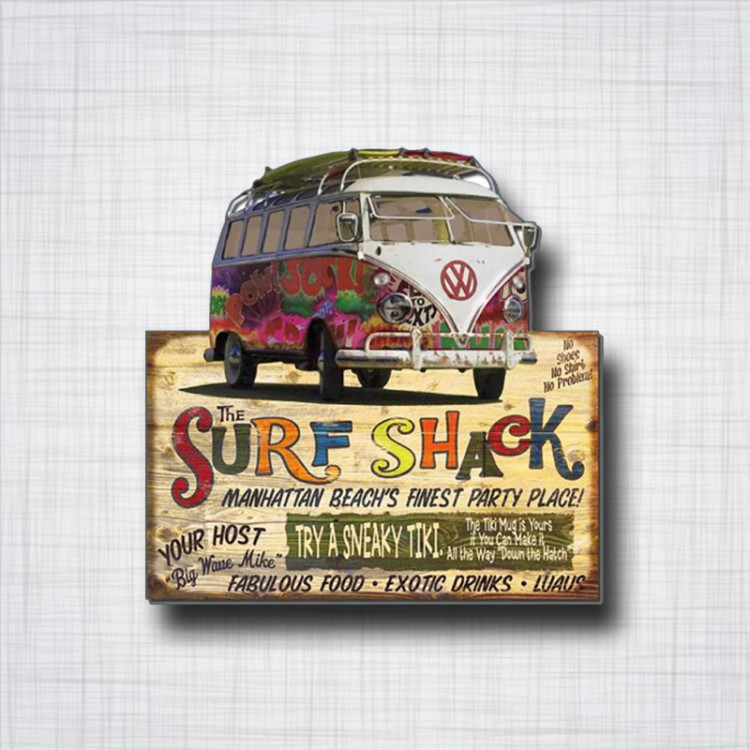 The Surf Shack Combi