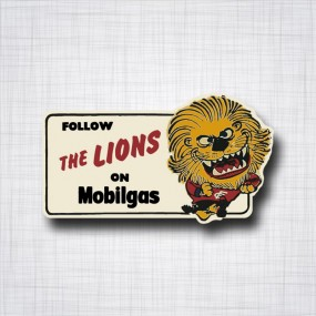 Follow The Lions on Mobilgas