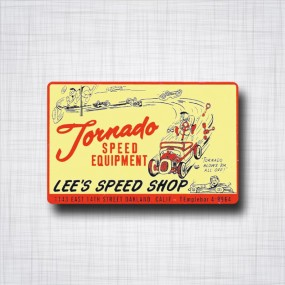 Tornado Speed Equipment