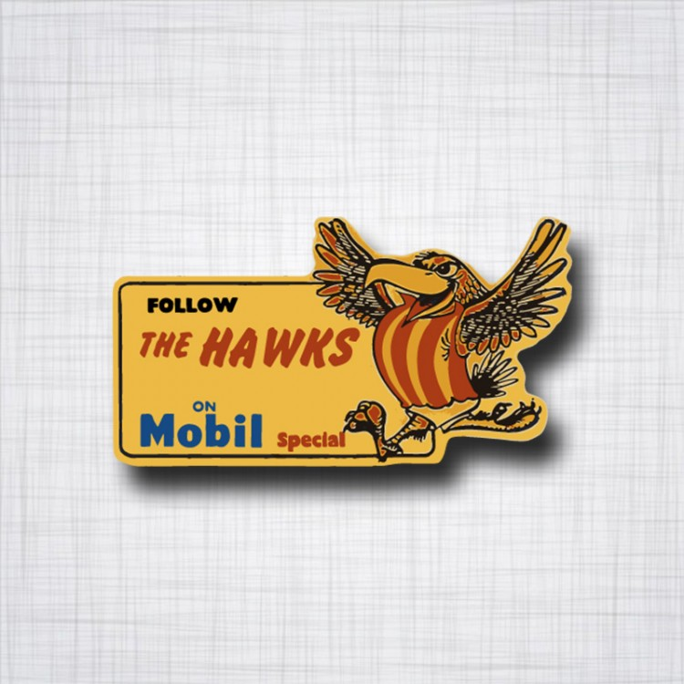 Follow The Hawks on Mobil Special