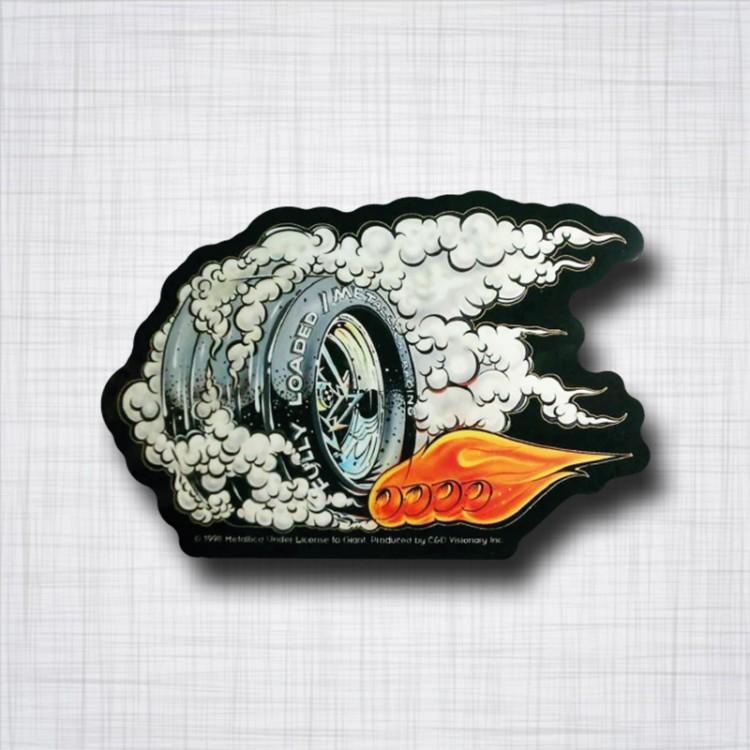 Metallica Racing Tires