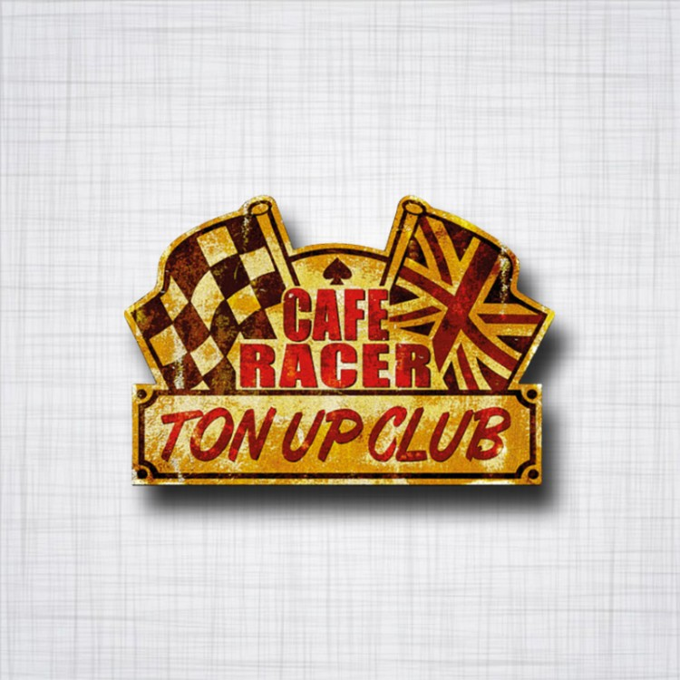 Cafe Racer Ton Up Club