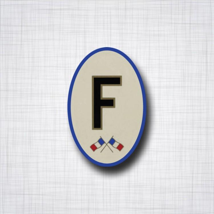 """F"" France"