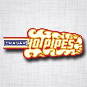 CRAGAR Hot Pipes