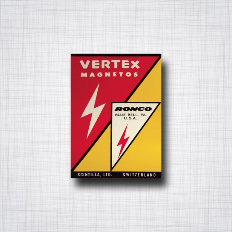 Vertex Magnetos