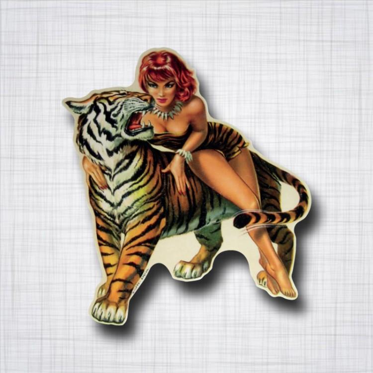 Pin-Up Tigre
