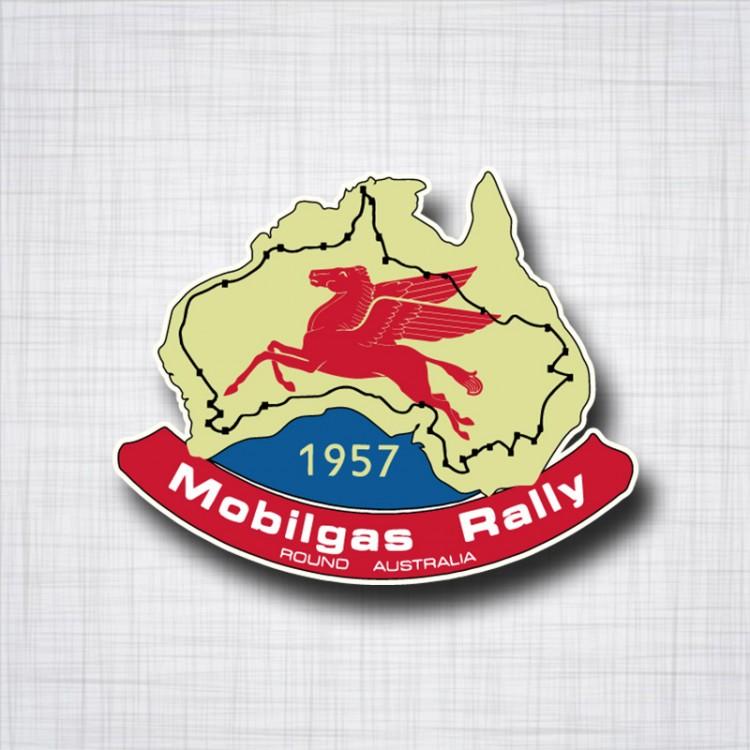 Mobilgas Rally