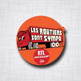 Les Routiers Sont Sympa RTL Dunlop