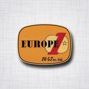 Europe 1 Vintage