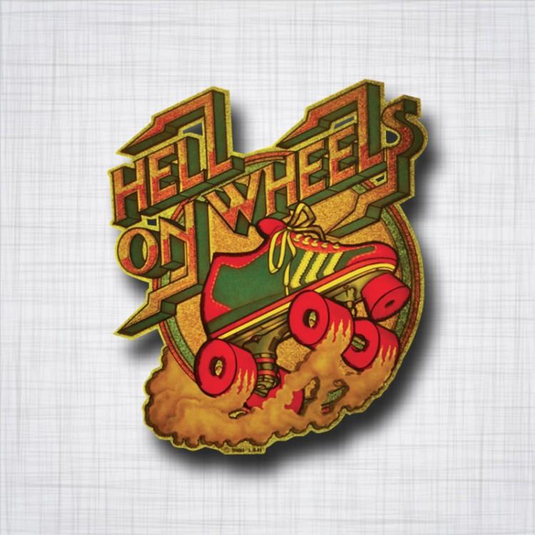 Roller Skate Hell On Wheels