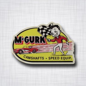 Mac GURK CAMSHAFTS, Speed Equip