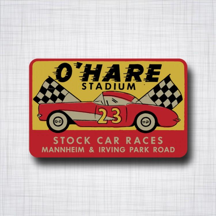 O'Hare Stadium, Stock Car Races