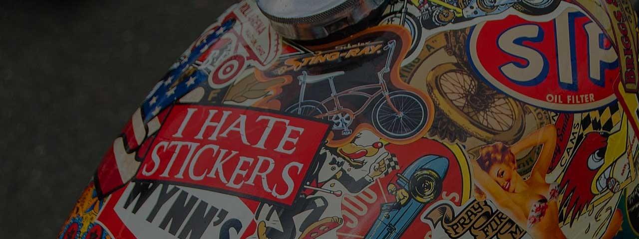 Nouveautés stickers